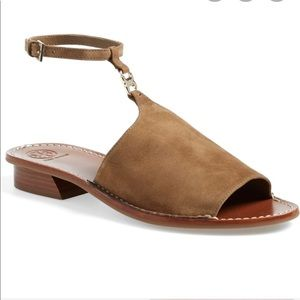Tory Burch Gemini link sandals 7